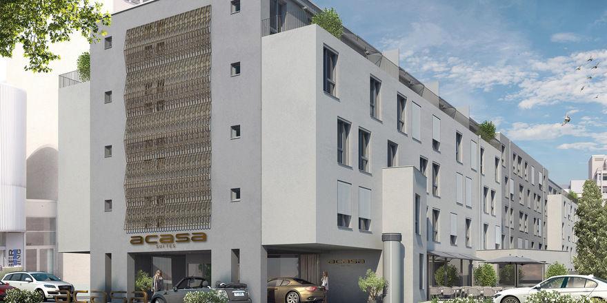Neue Unterkunft in Zürich: Das Aparthotel Acasa Suites