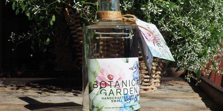 Botanical Garden: Der Gin der Garten Hotels enthält nur Zutaten aus den eigenen Gärten