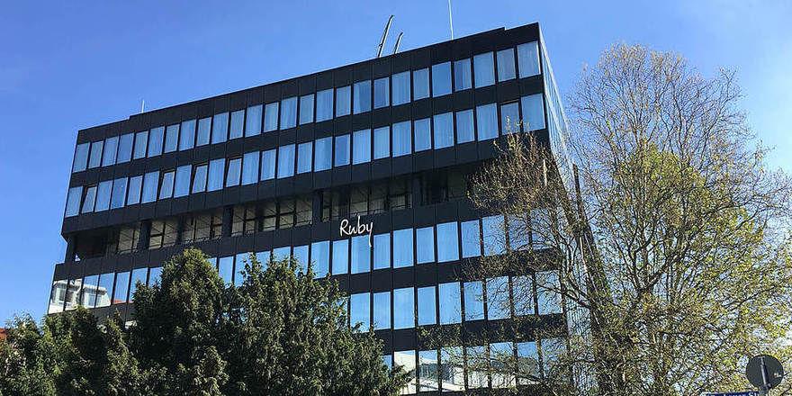 Verkauft: Das Ruby Hotel am Sedlmaierplatz bietet 174 Zimmer.