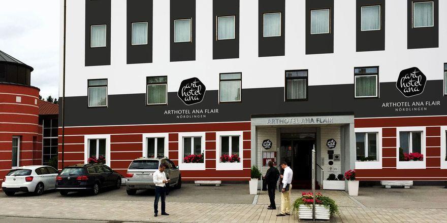 Gs Hotelbetriebs Gmbh Ubernimmt Hotel In Nordlingen Ahgz