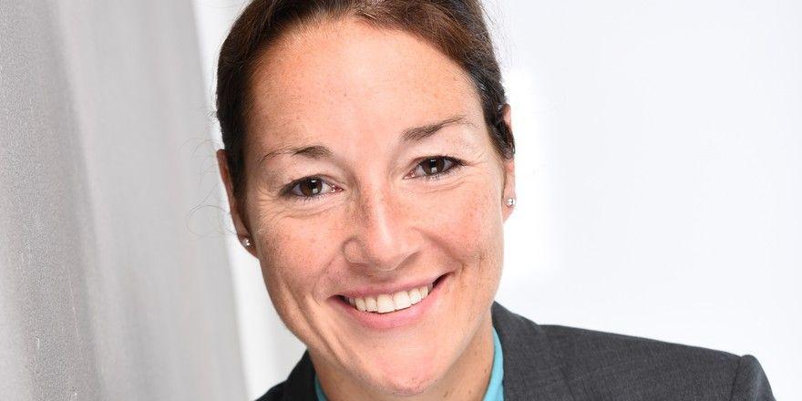 Golf-Expertin Saskia Zieschank verantwortet ab sofort den Spielbetrieb im A-Rosa Scharmützelsee.