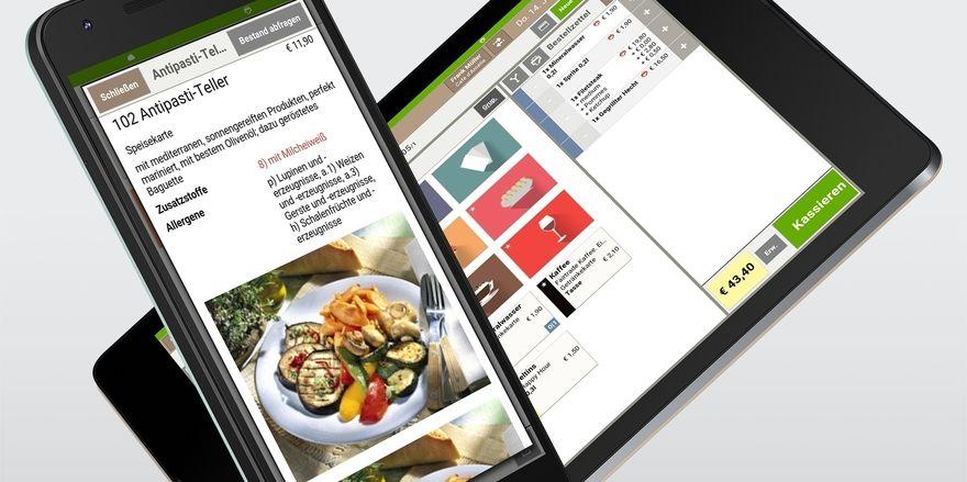 Digitale Tools für die Gastro: Das will Transgourmet seinen Kunden mit Gastronovi bieten