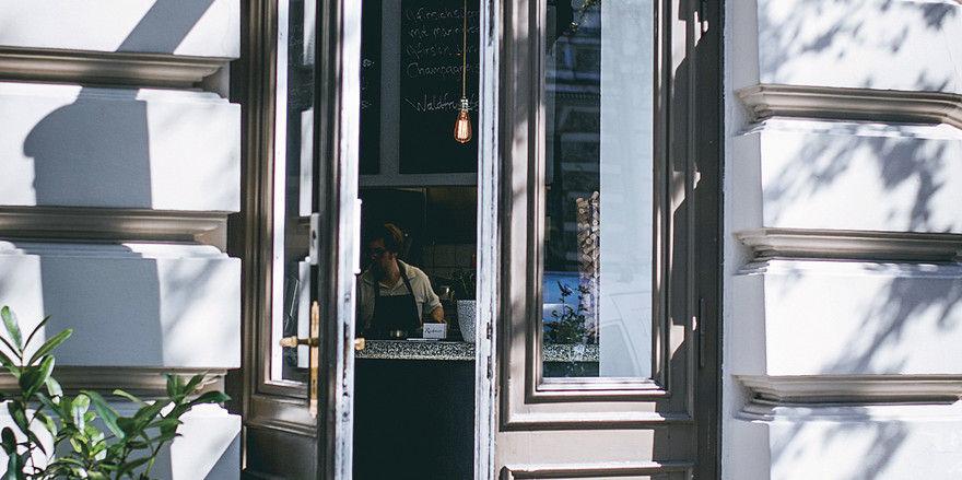 Geschichtsträchtig: Die Fassade des Restaurants stammt aus der Gründerzeit.