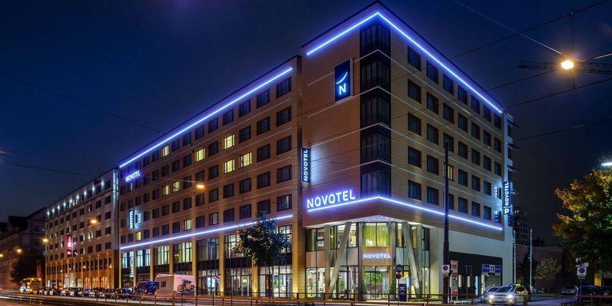Novotel München City: 307 Zimmer frisch renoviert