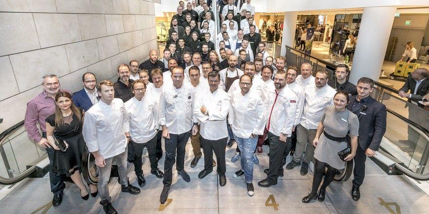 Ein Staraufgebot an Spitzenköchen und Winzern: Das Gourmetfestival im Modehaus Engelhorn in Mannheim war ein Erfolg.
