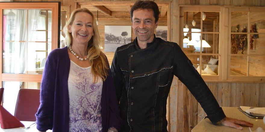 Hotelier und Koch Frank Übelhör und Sabine Wacker, Geschäftsführerin von Basenfasten – die Wacker-Methode, stehen voll und ganz hinter dem Basenfasten-Konzept