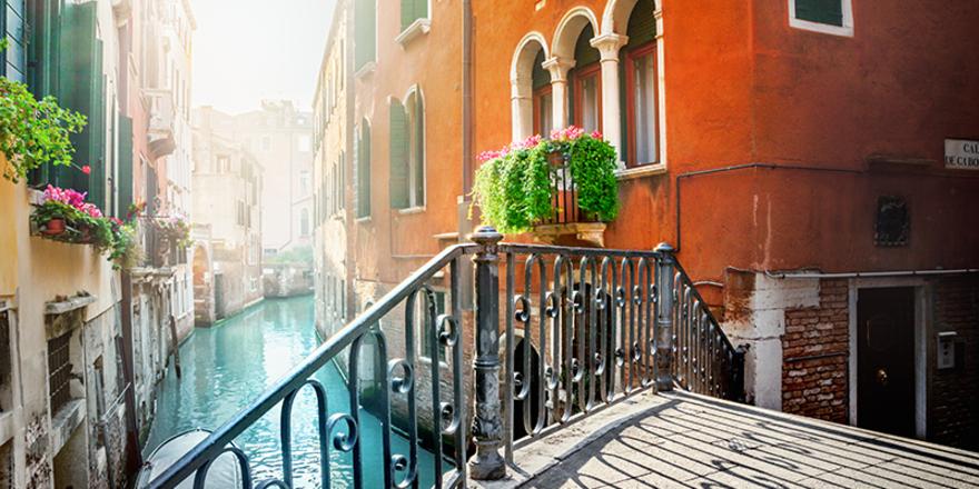 Venedig bekommt Zuwachs: Ab 2019 eröffnet hier ein neues Boutique-Hotel der Carlson Rezidor Hotel Group