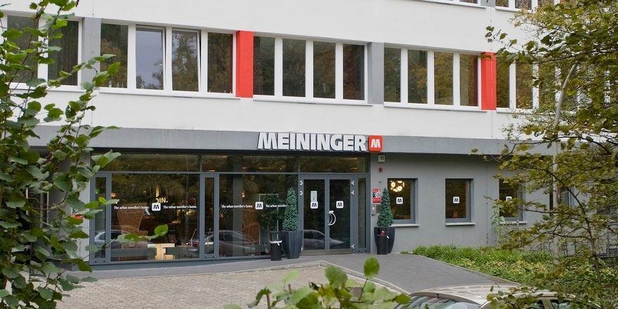 Gewichtige Gruppe: Zu Meininger gehören derzeit 16 Hotels in Europa, unter anderem hier das Meininger Hamburg City Center