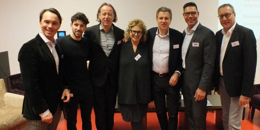 """Profis unter sich: Die Referenten-Riege des """"Master Forum Tourismus"""""""