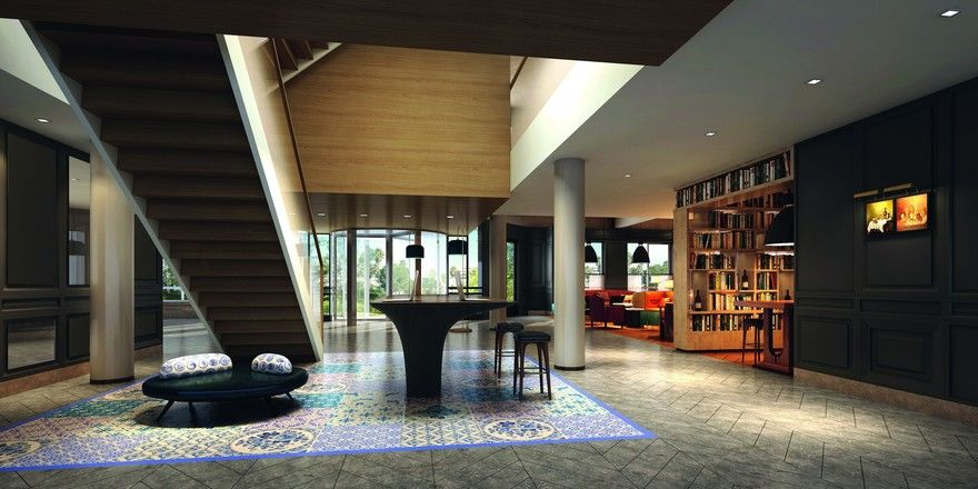 Mövenpick plant Designhotel in Den Haag - Allgemeine Hotel- und ...