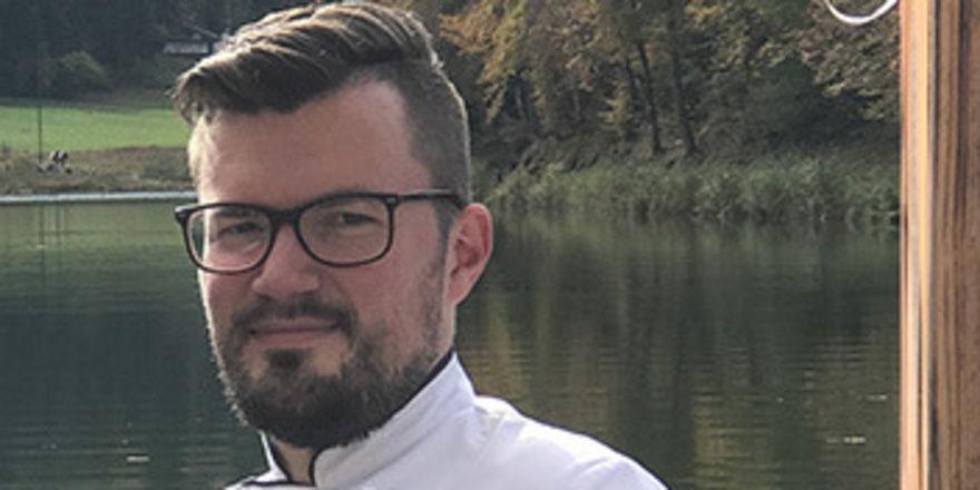 Alexander Seibold: Neue kulinarische Akzente für das Hotel Riessersee