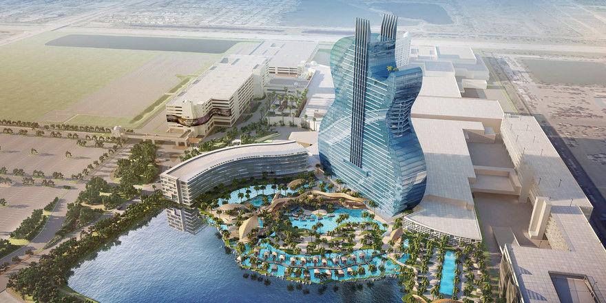 Eines der größten Casinos der Welt: 178 Spieltische, 3267 Spielautomaten und ein 1672 Quadratmeter großer Pokerraum
