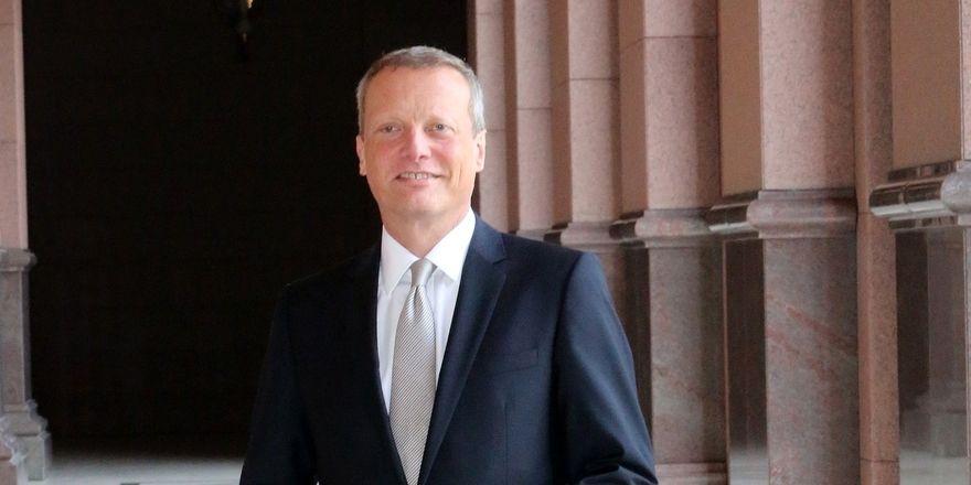 Neu in München: General Manager Holger Schroth
