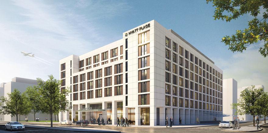 Das erste deutsche Hyatt Place: Die Eröffnung des Hauses am Frankfurter Flughafen ist für den 4. Januar terminiert.