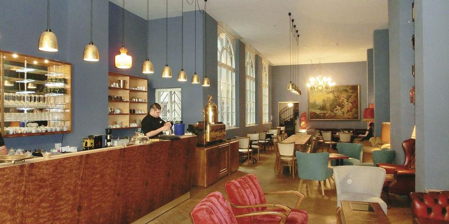 Cafe Mit Sozialem Anspruch Allgemeine Hotel Und Gastronomie Zeitung