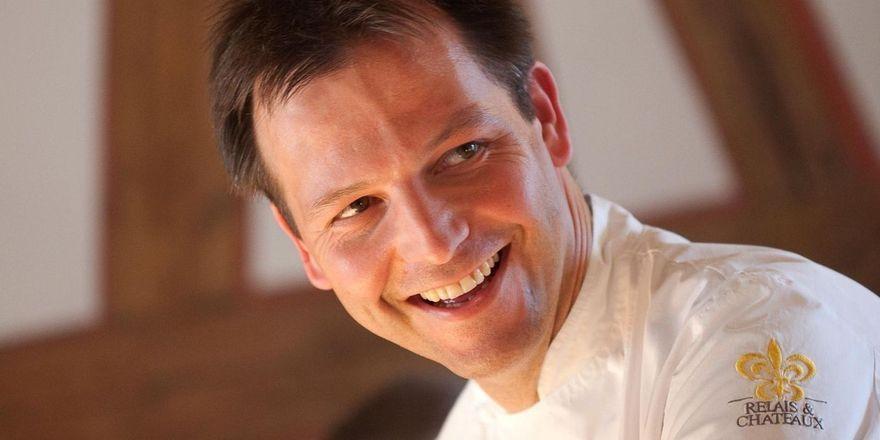 Thomas Kellermann: Er hat zwei Michelin-Sterne erkocht