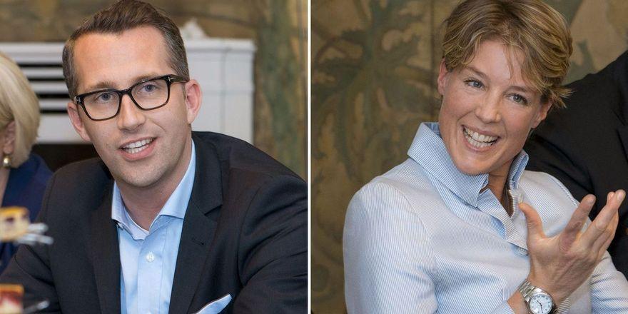 Konzeptgeber: Philip Borckenstein von Quirini und Christina Block