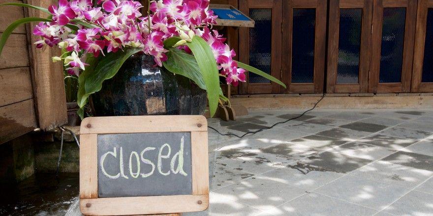 Schnelles Ende: Zwei junge deutsche Gourmetlokale schließen
