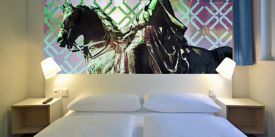 B&B Hotel Dortmund-City: Budget-Chic ab 79 Euro