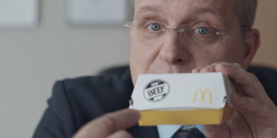TV-Spot mit Beef: Der Schlachthof-Skandal nach der Aufklärungskampagne von McDonald's