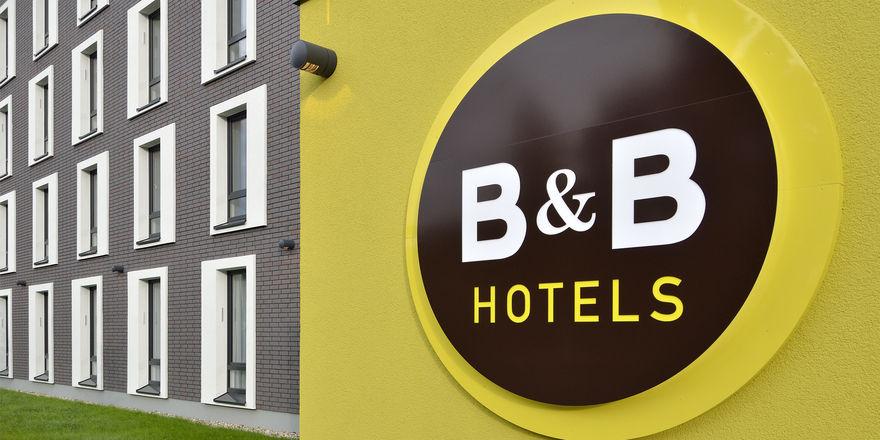Magdeburg: Das B&B Hotel ist in Laufweite der Altstadt gelegen