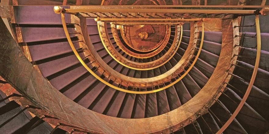 Hotel Elephant: Auch das historische Treppenhaus soll renoviert werden