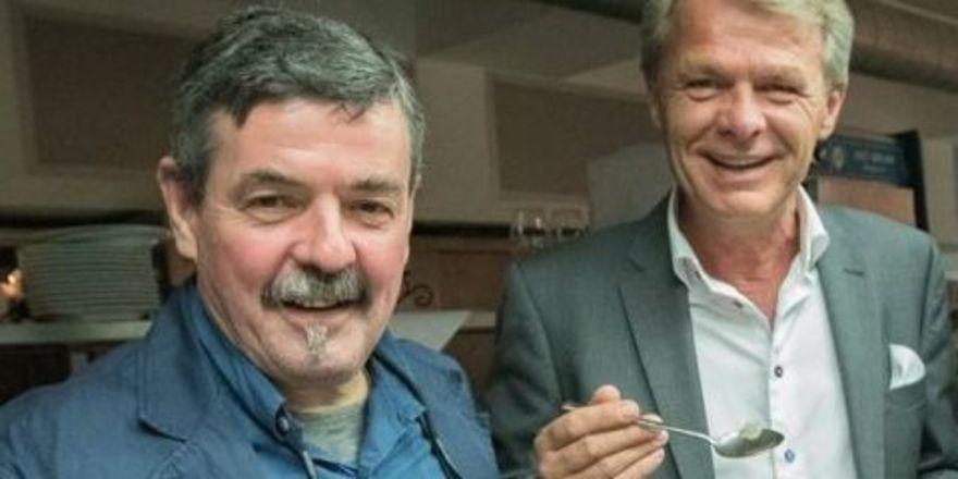 Stefan Rottner und Thomas Edelkamp: Mit Romantik Restaurants gegen Ketten bestehen