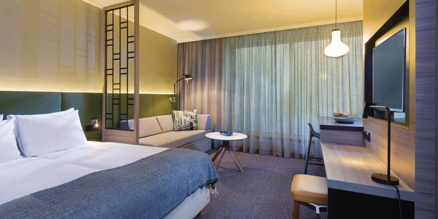 Wohnlich und multifunktional: Das gerade eröffnete Adina Apartment Hotel Hamburg Speicherstadt ist eines von vielen neuen Longstay-Häusern.