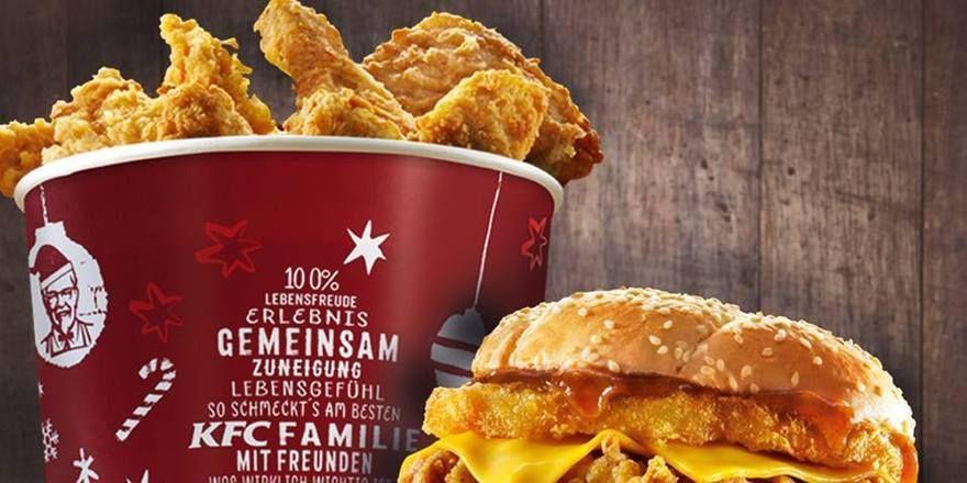 Kentucky Fried Chicken: Buckets werden jetzt auch geliefert
