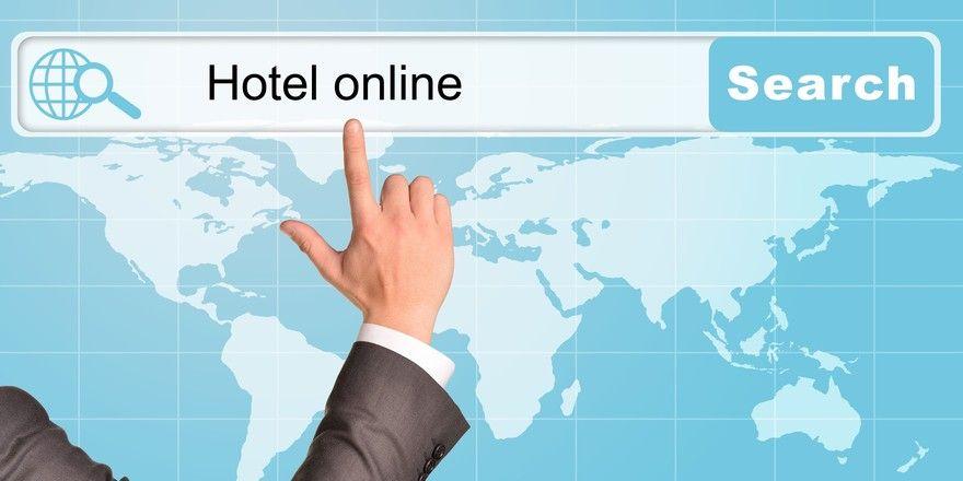 Online-Hotelsuche: Die großen Portale sind nach wie vor beliebt