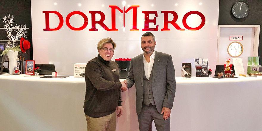 Partner: Michael Berger, Dormero (links) und ltay Karakaya, Roki