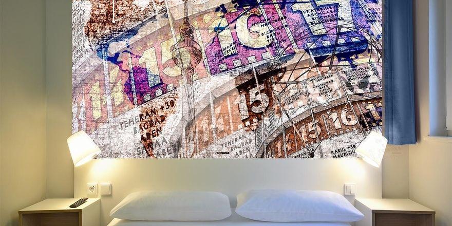 Neue Betten am Alex: So präsentiert sich das neue B&B Hotel in Berlin