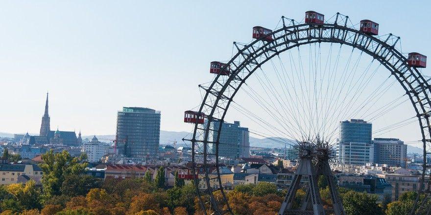 Beliebtes Ziel: In Wien sind die Hotels etwas besser ausgelastet als in München