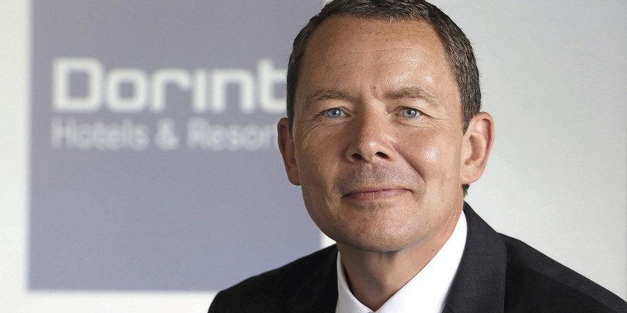 Karl-Heinz Pawlizki, CEO Dorint Hotels & Resorts