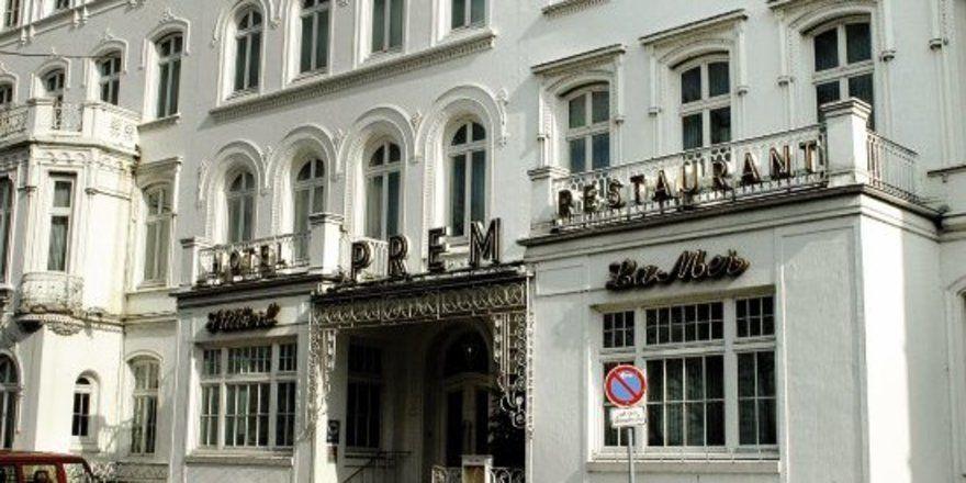 """Wartet auf den Abrissbagger: Das Hotel Prem an der Außenalster macht im Sommer Platz für einen 20-Mio.-Euro-Neubau<tbs Name=""""foto"""" Content=""""*un*gw.6,5""""/>"""