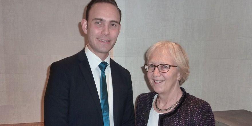Abschied von Ursula Heiter-Lamczyk: Christian Lembke übernimmt im Raphael Hotel die Verantwortung