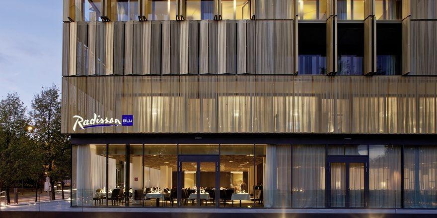 Radisson Blu in Wien: Bestens ausgestattet für Konferenzen und Events