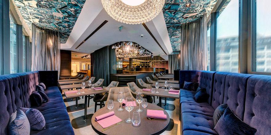 Jaz in the city stuttgart will zum hotspot der stadt for Design hotel jaz in the city