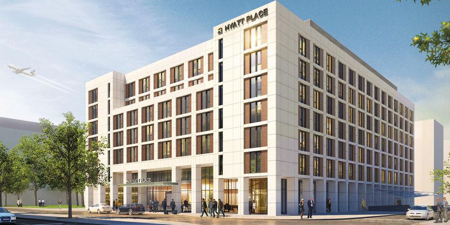 Großer Zuwachs in Frankfurt: Hier öffnet das erste Hyatt Place in Deutschland.