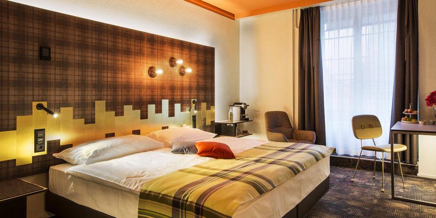 Neuer Look im ganzen Hotel: The Bristol in der Berner Altstadt.