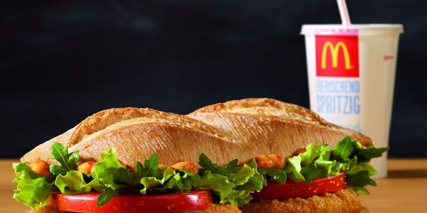 Fastfood: Bei McDonald's soll das künftig umweltfreundlicher gehen