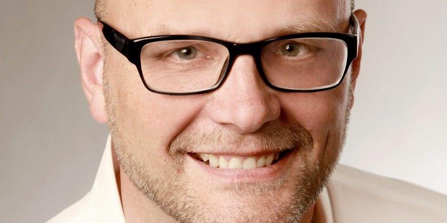 Neuer Verkäufer bei Electrolux: Heiko von Jutrzenka