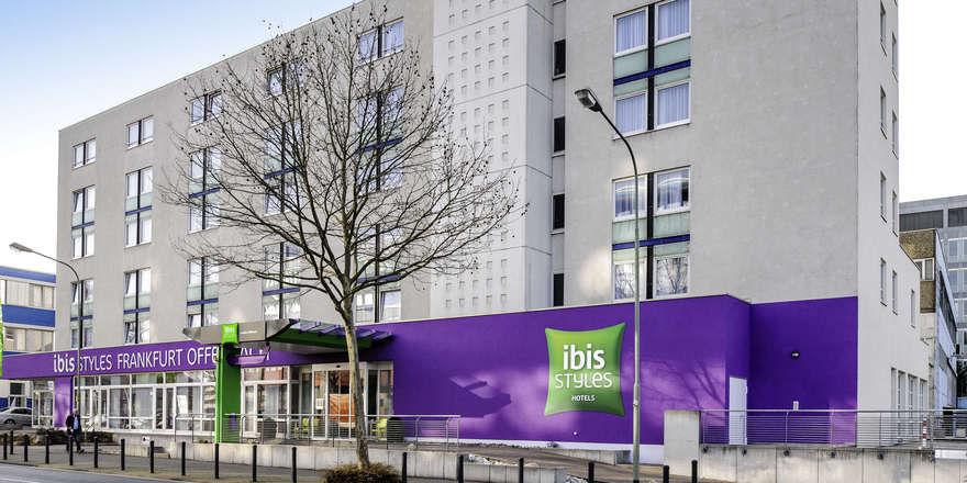 Neuer Eigentümer: Das Ibis Styles in Frankfurt Offenbach