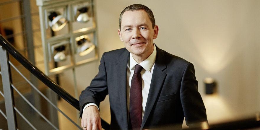 Dorint-CEO Karl-Heinz Pawlizki: Stolz auf das historische Gebäude-Ensemble