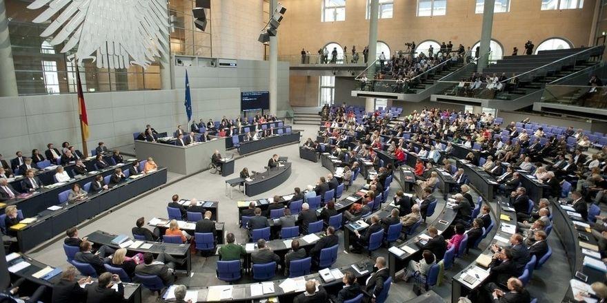 Bundestag: Die Ausschüsse für Tourismus, Recht und Haushalt werden in Zukunft von der AfD geleitet.