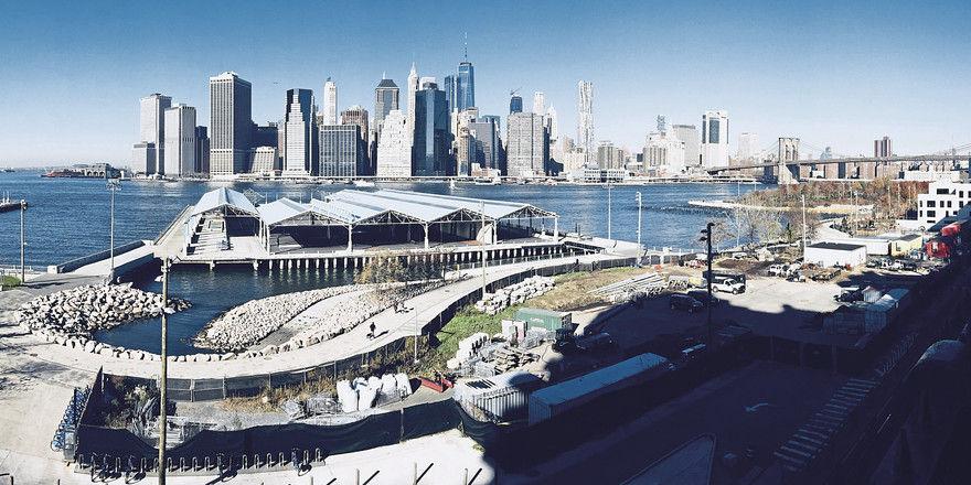 Beeindruckend: New York bietet viele besondere Hotelkonzepte.