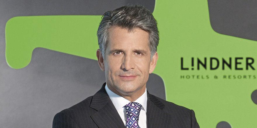 Freut sich auf fruchtbaren Erfahrungsaustausch: IHA-Vorstandsvorsitzender Otto Lindner.