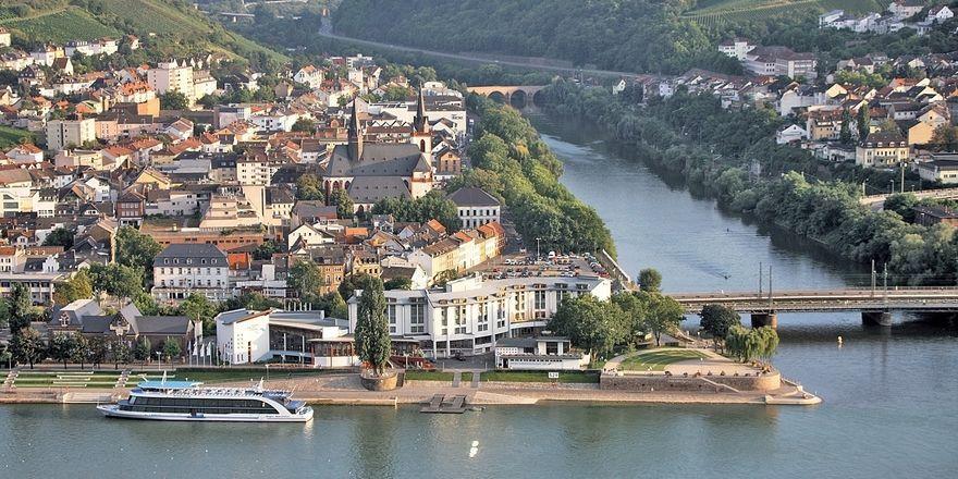 Stadt am Rhein: In Bingen hofft man auf noch mehr Übernachtungsgäste