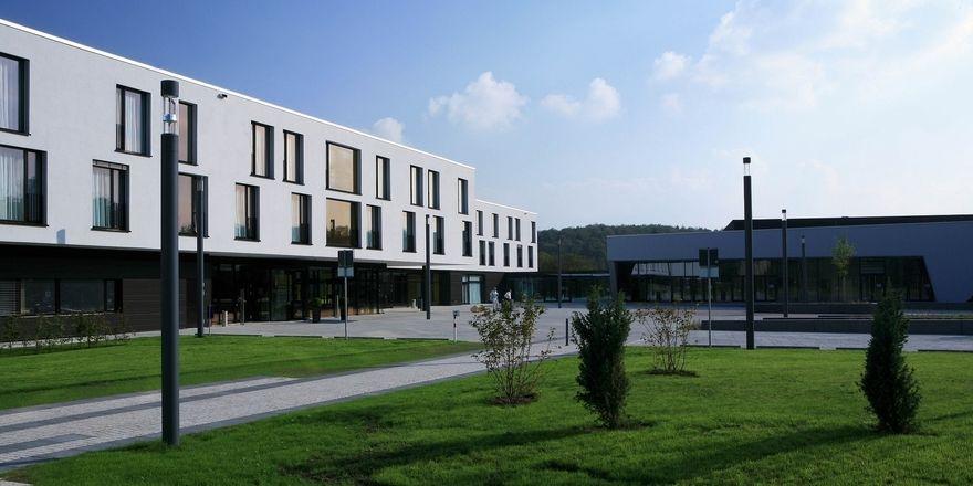 Jetzt ohne Best-Western-Logo: Das Schlosshotel Park Consul Heidenheim