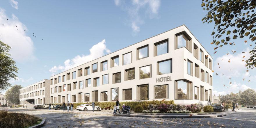 Hotel am Europa-Park: 105 Zimmer geplant